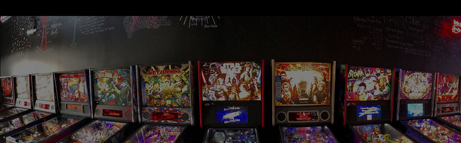 All Pinball Machines